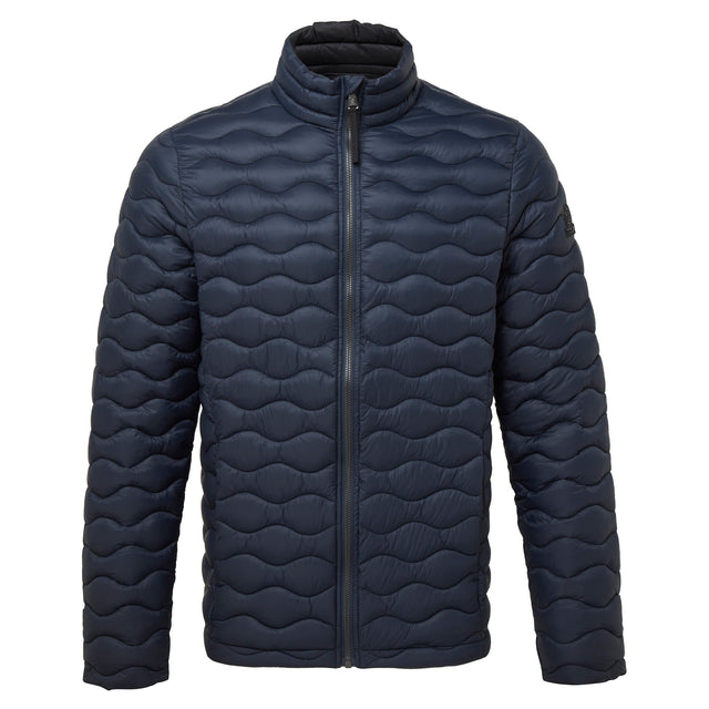 Brimham Mens Thermal Jacket - Dark Indigo image 6
