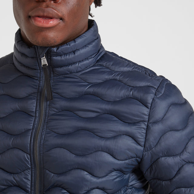 Brimham Mens Thermal Jacket - Dark Indigo image 5