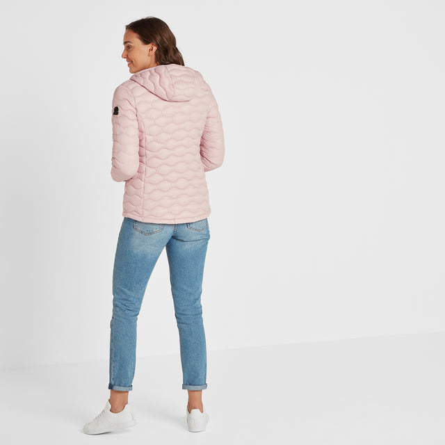 Brimham Womens Thermal Jacket - Rose Pink image 3