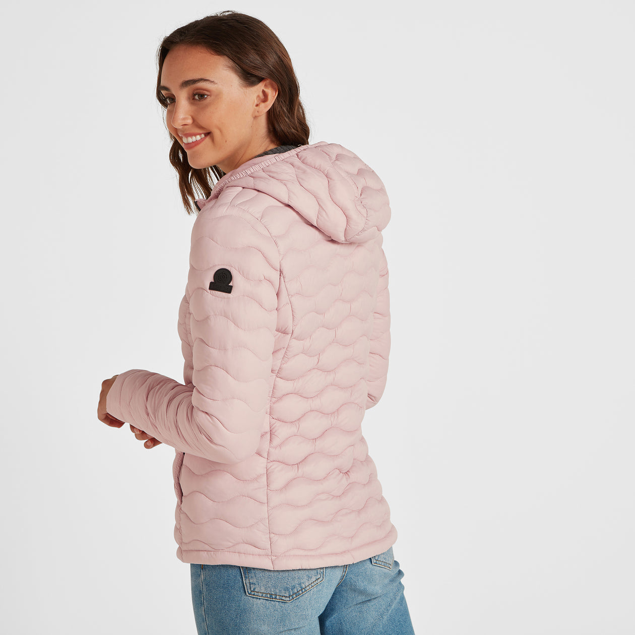 Brimham Womens Thermal Jacket - Rose Pink image 4