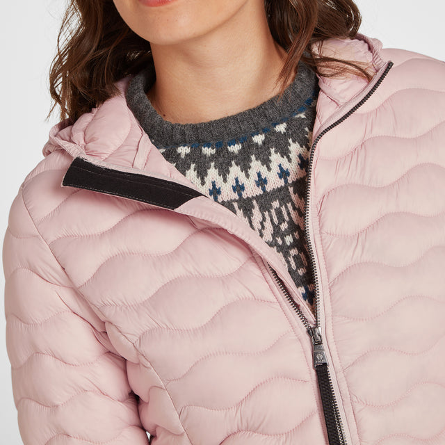Brimham Womens Thermal Jacket - Rose Pink image 5