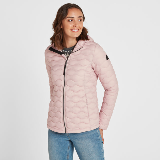 Brimham Womens Thermal Jacket - Rose Pink image 1