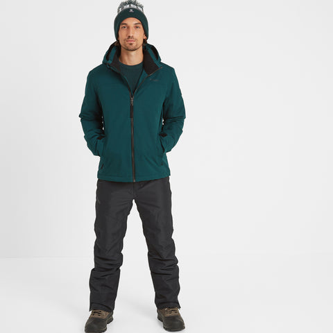 Cawood Mens Ski Jacket - Forest