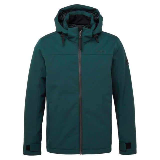 Cawood Mens Winter Jacket - Forest image 6