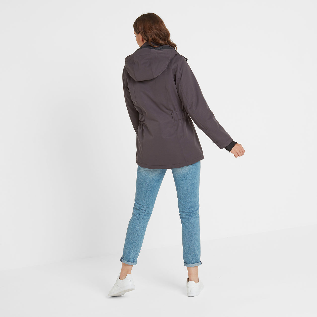 Cawood Womens Winter Jacket - Coal Grey image 4