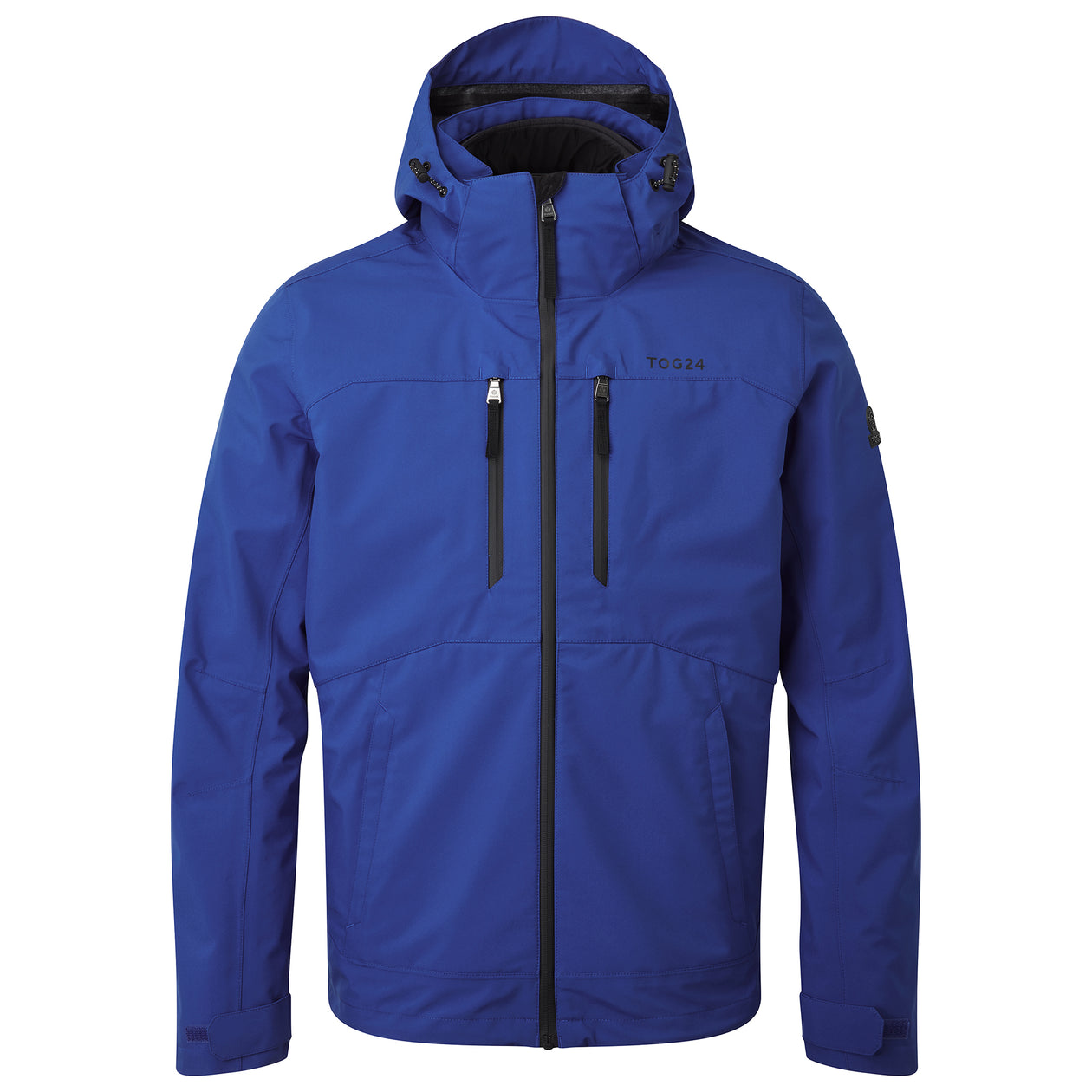 Denton Mens Waterproof 3-in-1 Jacket - Royal Blue image 4