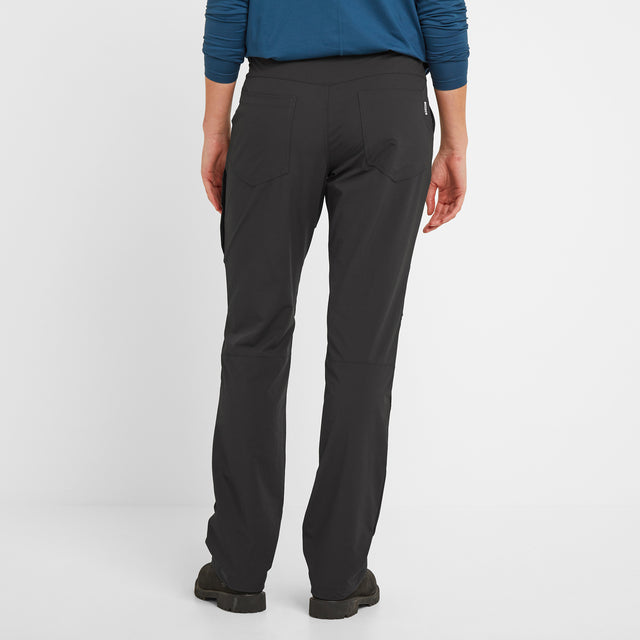 Denver Womens Trousers Short - Storm image 2