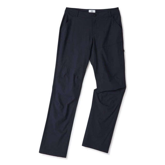 Denver Womens Trousers Long - Navy image 3