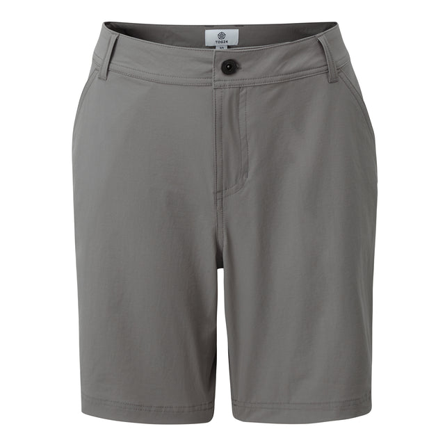 Denver Womens Shorts - Light Grey image 2