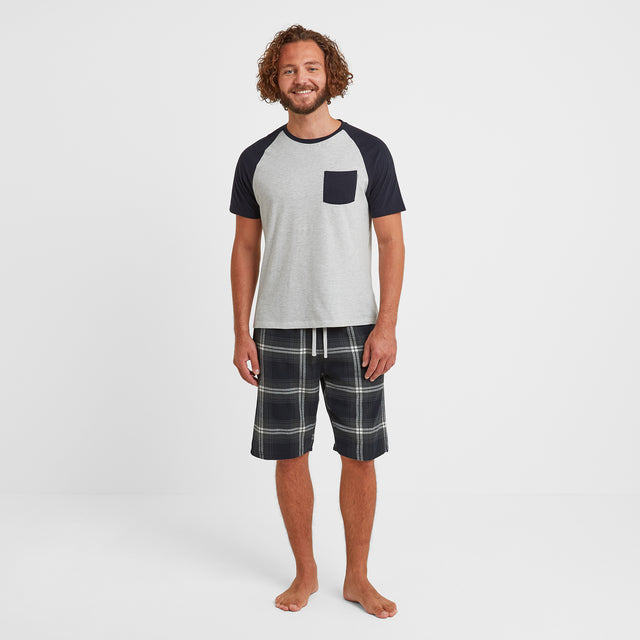 Doze Mens Short Set - Dark Indigo image 2
