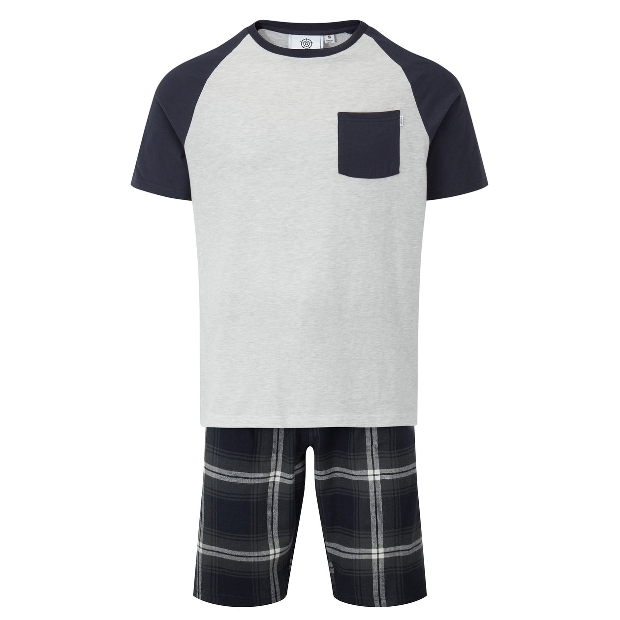 Doze Mens Short Set - Dark Indigo image 4