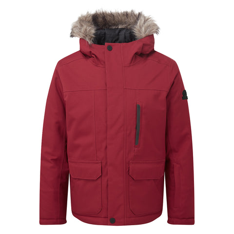 Duggan Kids Waterproof Jacket - Rumba