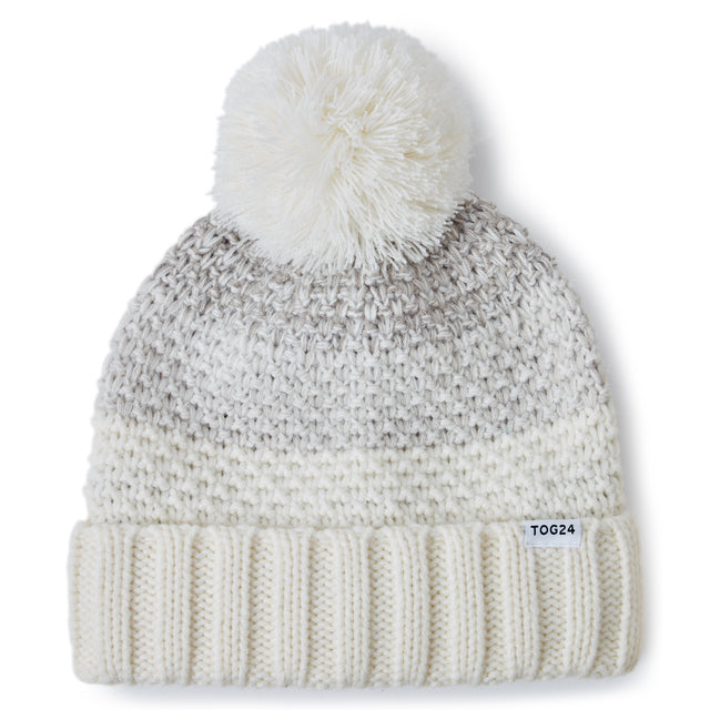 Elcot Knit Hat - Optic White image 2