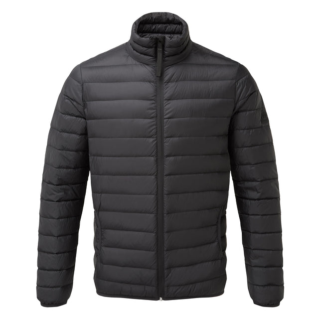 Elite Mens Down Jacket - Black image 5