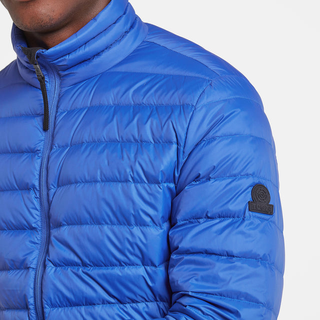 Elite Mens Down Jacket - Royal image 5