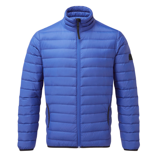 Elite Mens Down Jacket - Royal image 6
