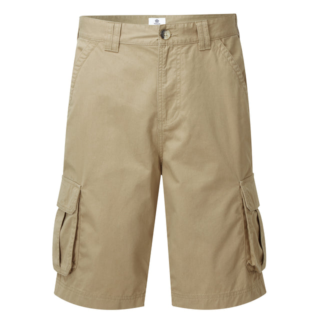 Farrow Mens Cargo Shorts - Sand image 5