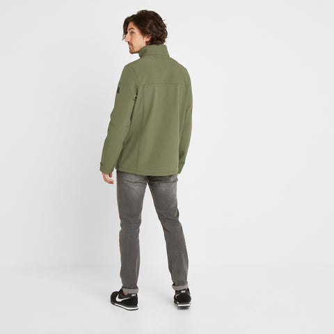Feizor Mens Softshell Jacket - Light Khaki