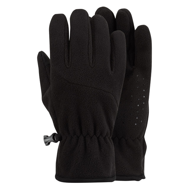 Gust Powerstretch Gloves - Black