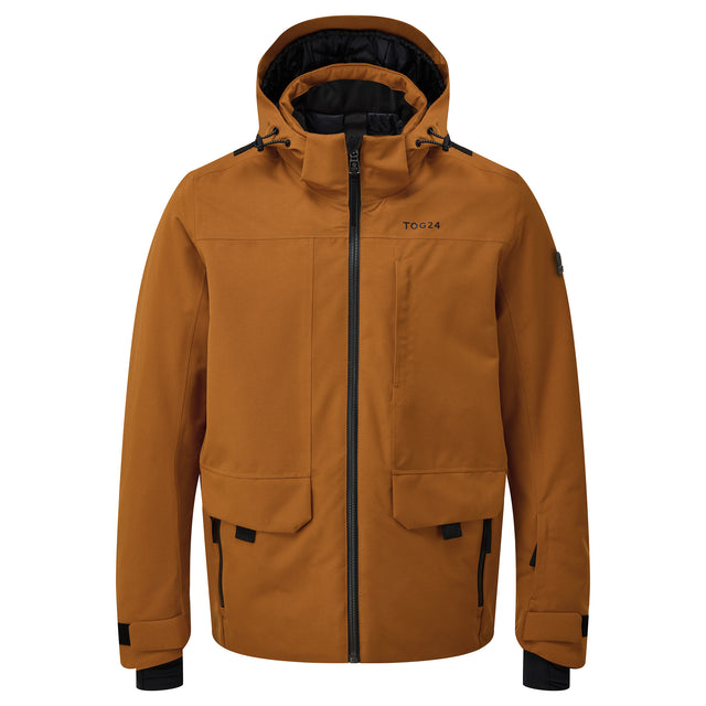 Helmsley Mens Winter Jacket - Amber image 6