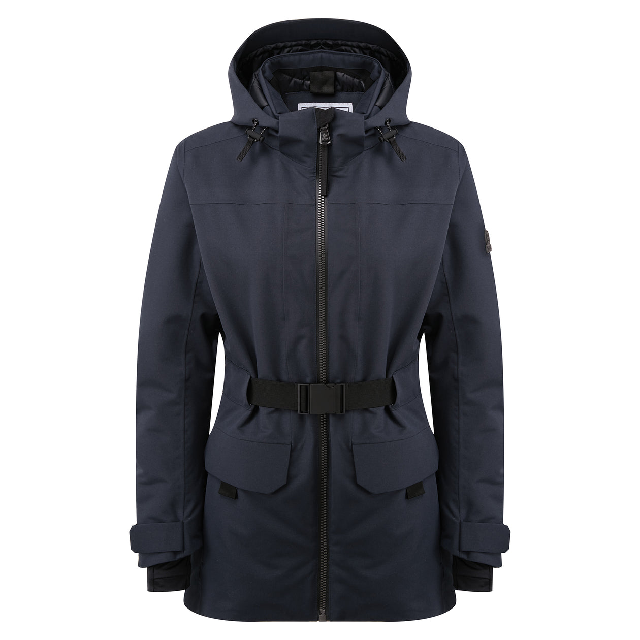 Helmsley Womens Waterproof Ski Jacket - Dark Indigo image 4