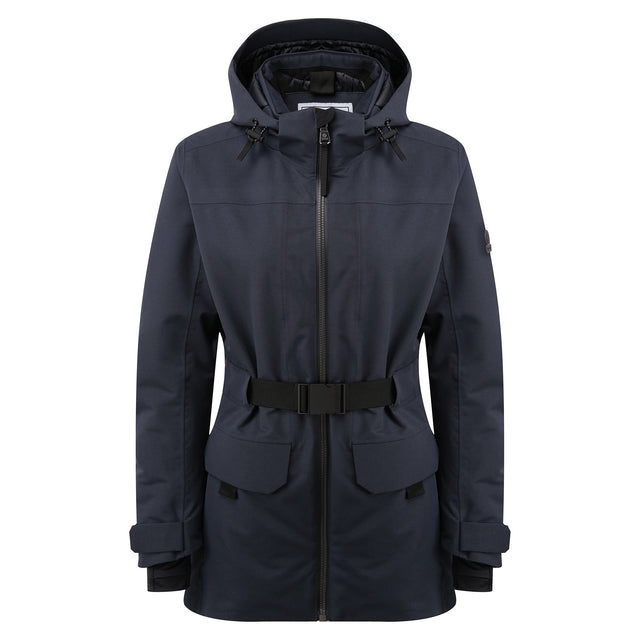 Helmsley Womens Waterproof Ski Jacket - Dark Indigo image 3