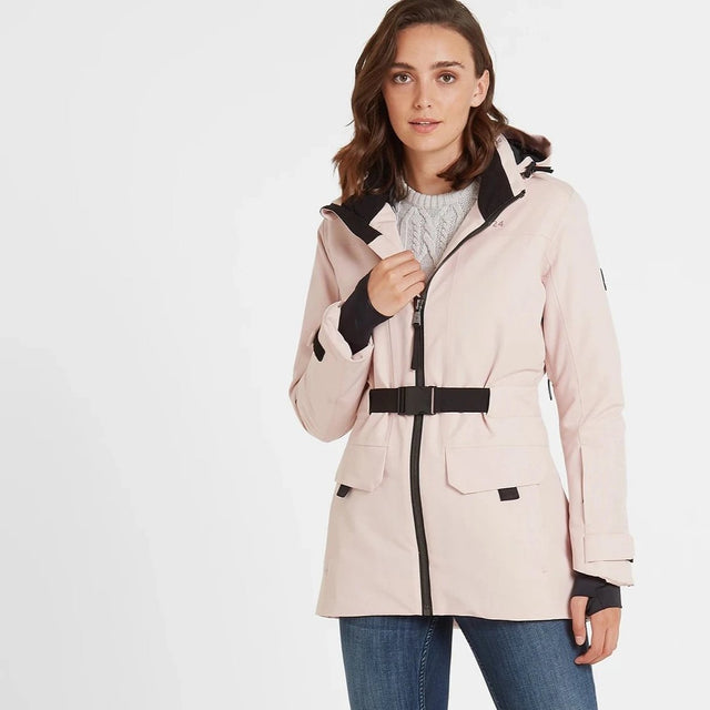 Helmsley Womens Winter Jacket - Rose Pink image 1