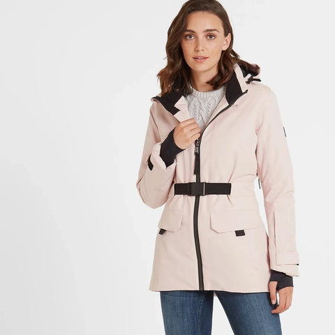 Helmsley Womens Winter Jacket - Rose Pink