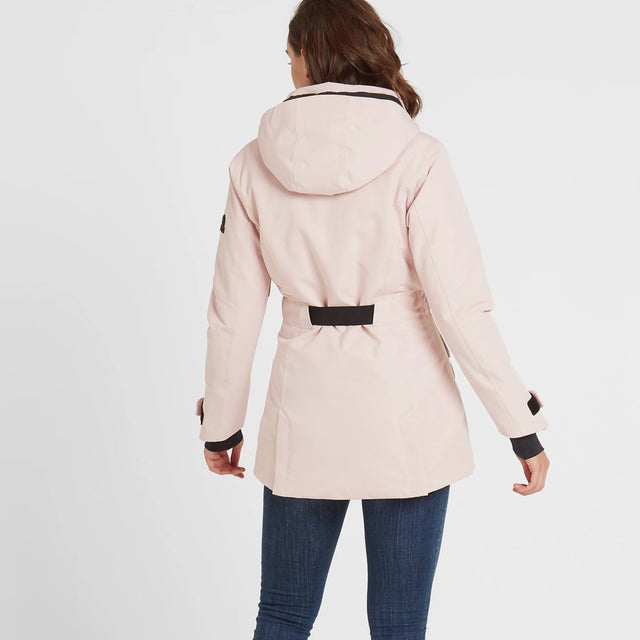 Helmsley Womens Winter Jacket - Rose Pink image 2