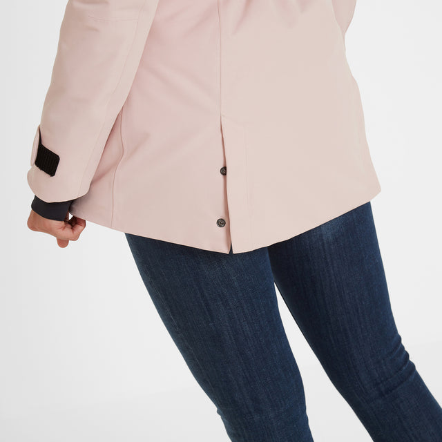 Helmsley Womens Winter Jacket - Rose Pink image 3