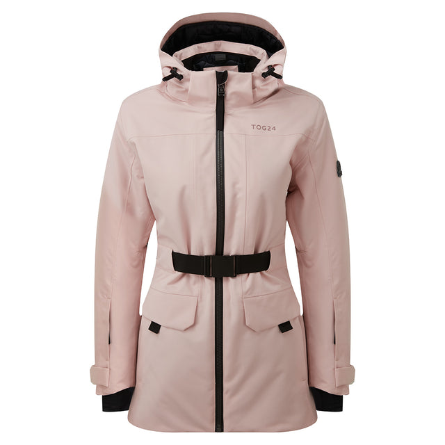 Helmsley Womens Waterproof Ski Jacket - Rose Pink image 5