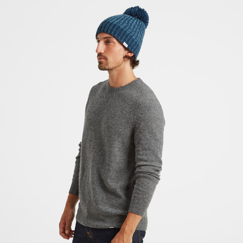 Honeydon Knit Hat - Atlantic Blue/Real Teal