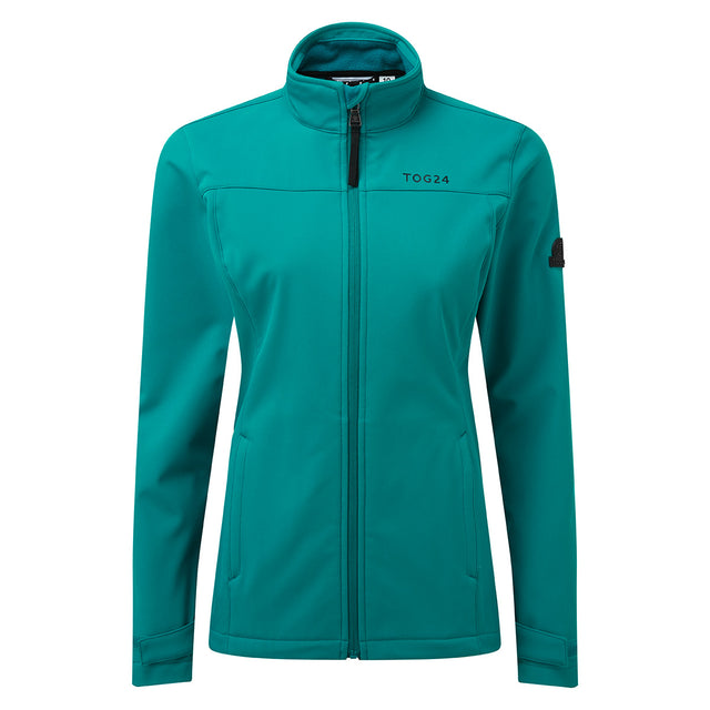 Keld Womens Softshell Jacket - Topaz image 5