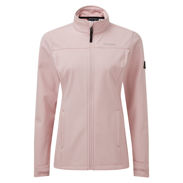 Keld Womens Softshell Jacket - Rose Pink image 6
