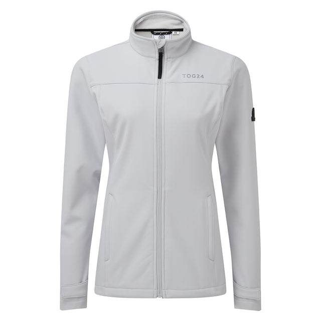 Keld Womens Softshell Jacket - Ice Grey image 5