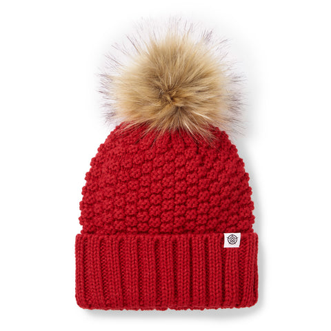 Lepton Hat - Rouge