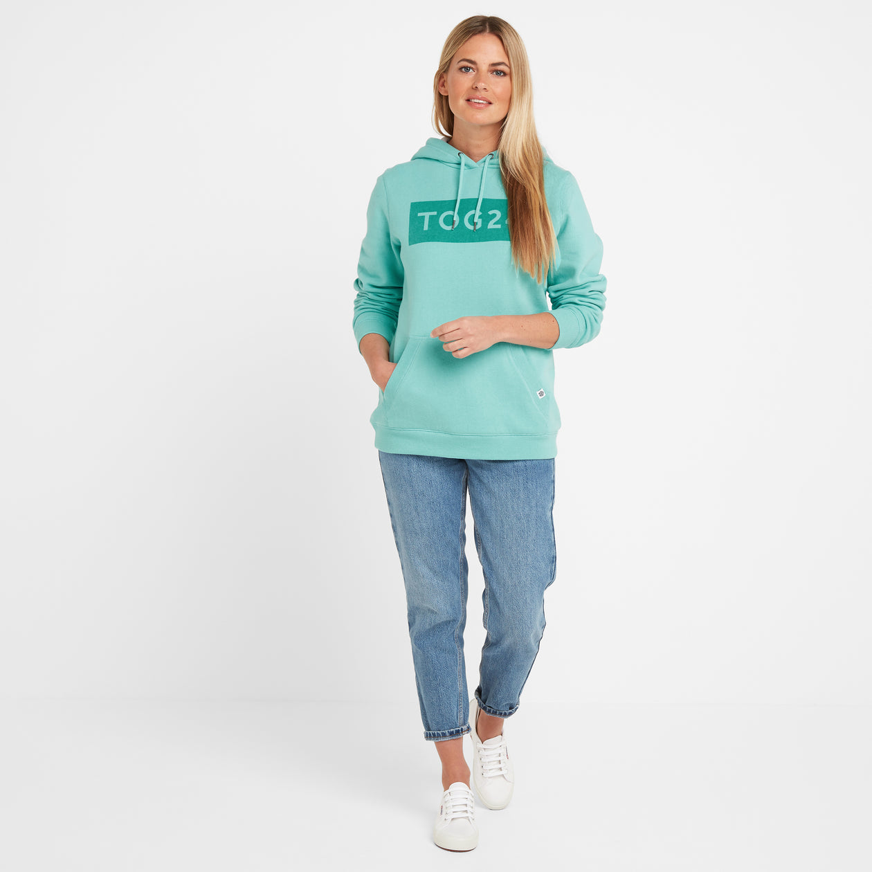 Lola Womens Hoody - Spearmint image 4