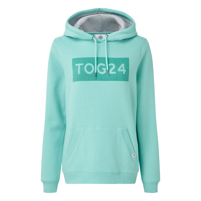 Lola Womens Hoody - Spearmint image 3