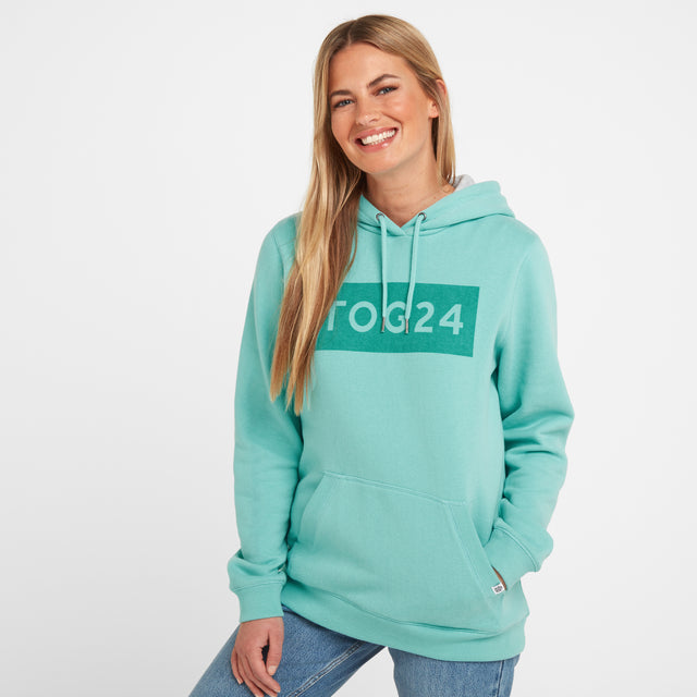 Lola Womens Hoody - Spearmint image 1