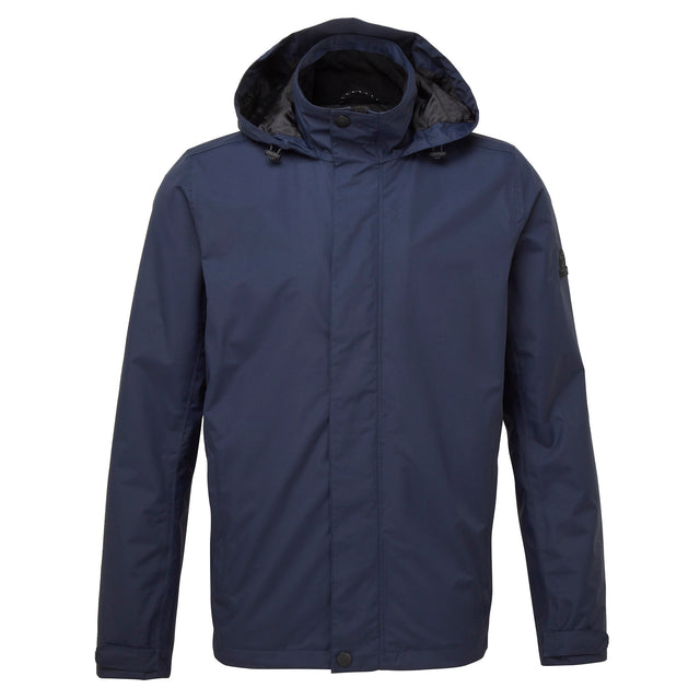 Mawson Mens Waterproof Jacket - Navy image 7