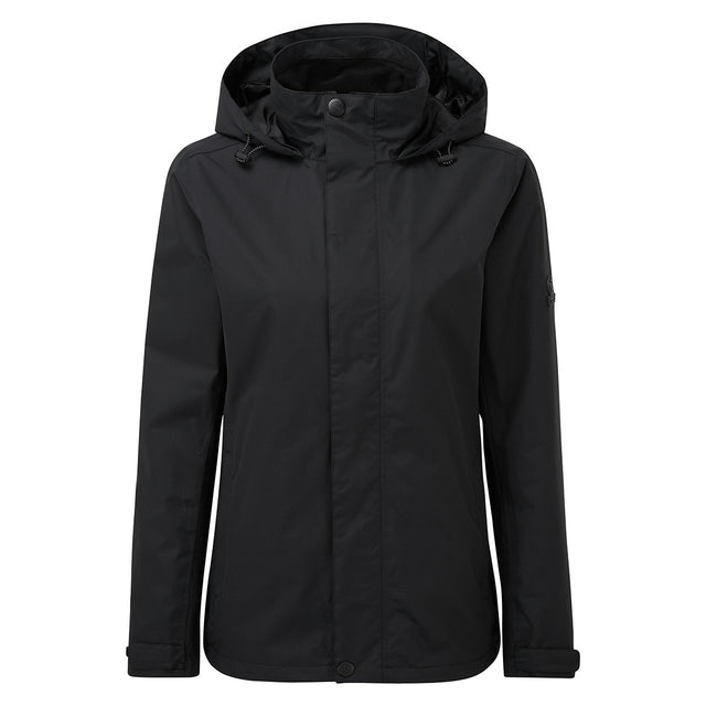 Mawson Womens Waterproof Jacket - Black image 6