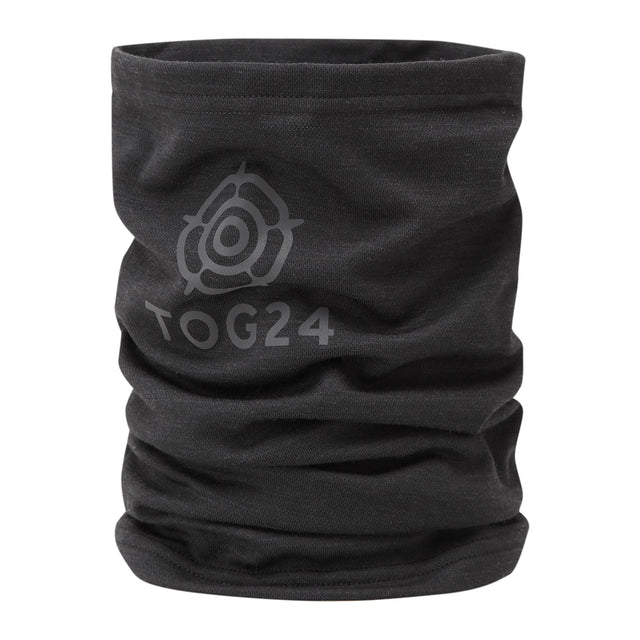 Octon Merino Snow Tube - Black image 1