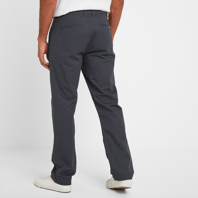 Pickering Mens Trousers Regular - Midnight image 3