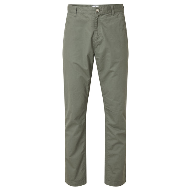 Pickering Mens Trousers Short - Military Khaki image 5