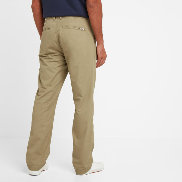 Pickering Mens Trousers Long - Sand image 3