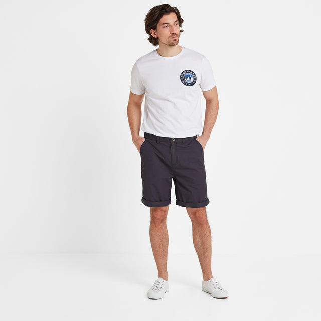 Pickering Mens Shorts - Midnight image 1