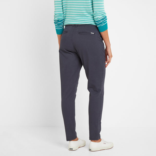 Pickering Womens Trousers Short - Navy image 3