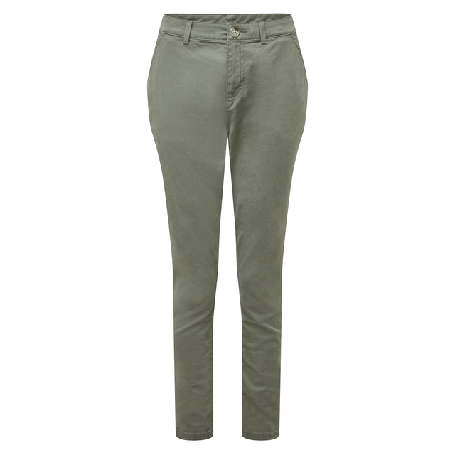 Pickering Womens Trousers Long - Khaki image 5
