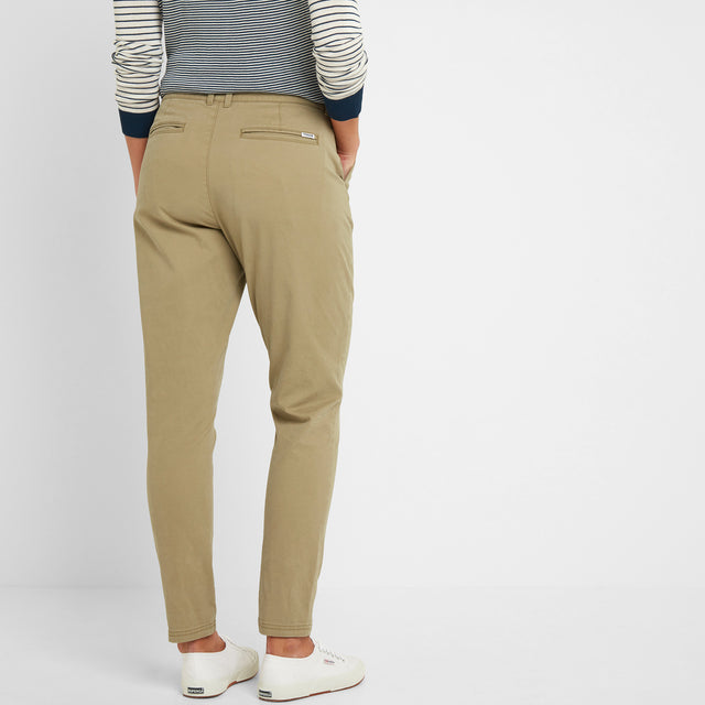 Pickering Womens Trousers Short - Sand image 3
