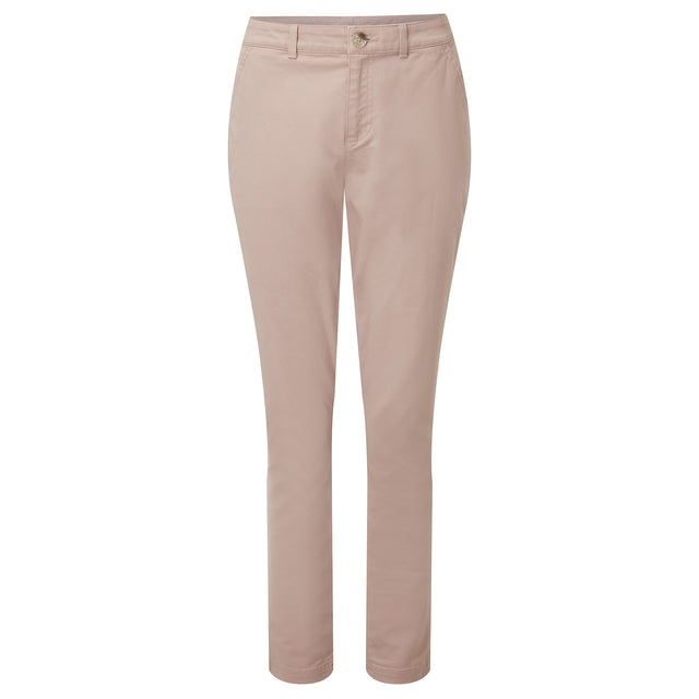 Pickering Womens Trousers Long - Dusky Pink image 5